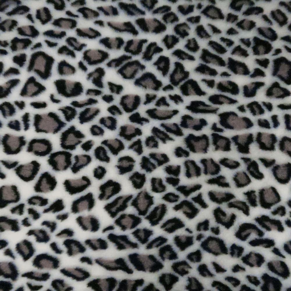PetBed Non-slip Fleece - Leopard
