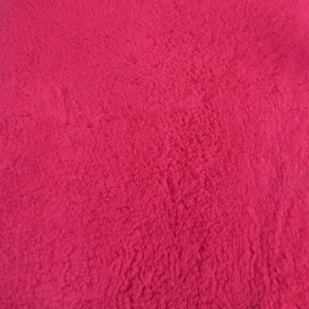 PetBed Non-slip Fleece - Bold Pink