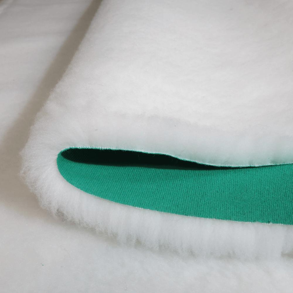 PetBed Greenback Fleece - White