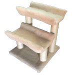 Crossover Pagoda Cat Scratcher