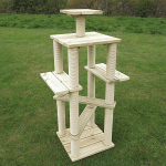 Outdoor Cat Trees