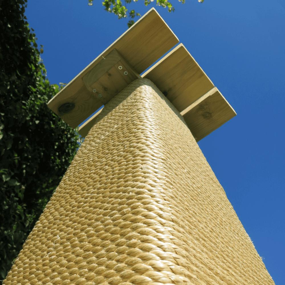 24in Outdoor Tower