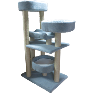 Deluxe exercise frame