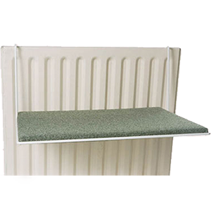 Cat Radiator Shelf