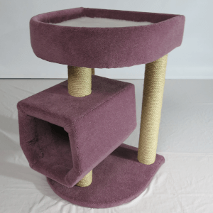 Cat Bunk with Den