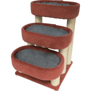 Triple bed cascade