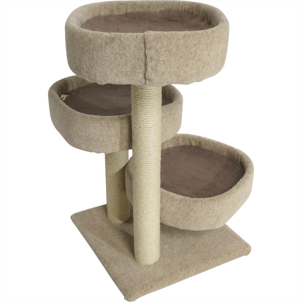 3 bed moggie-go-round