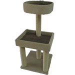 Pedestal Cot Cat Bed