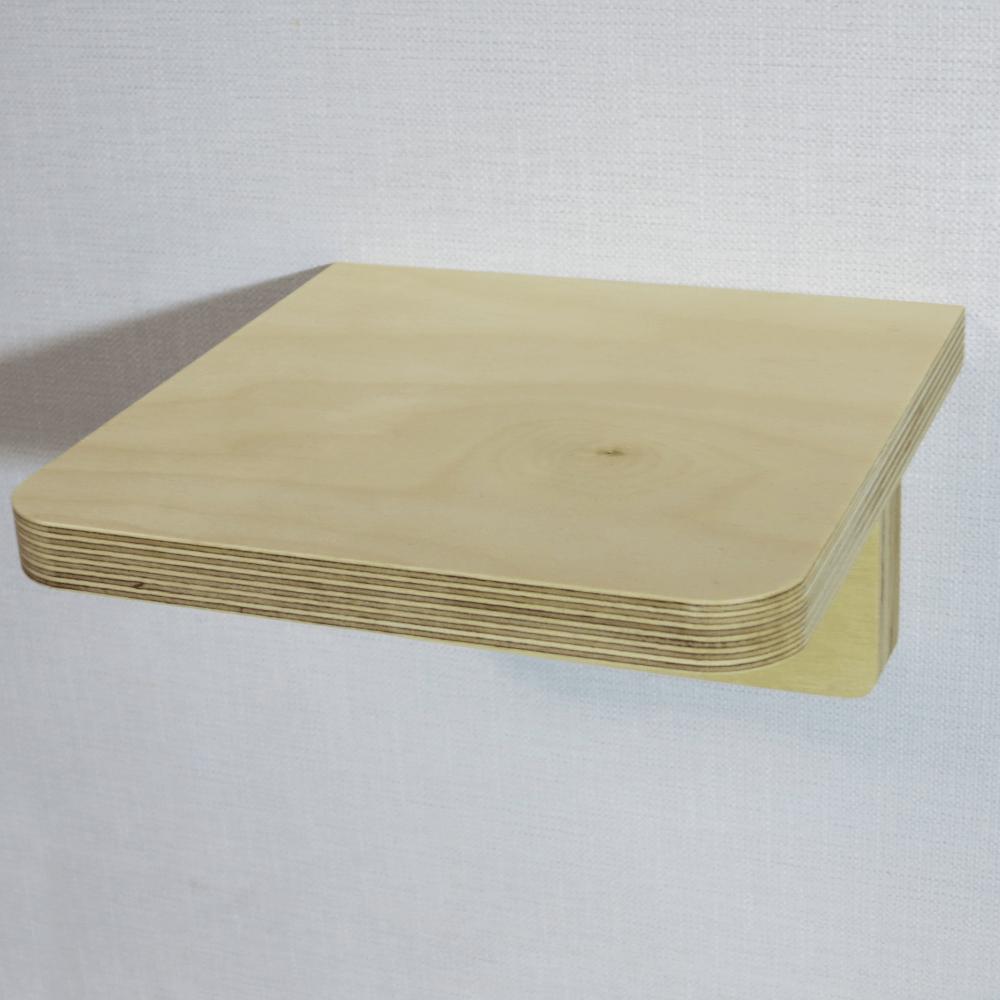 200 x 200mm Cat Shelf