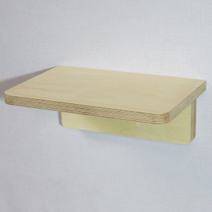 400 x 200mm Cat Shelf